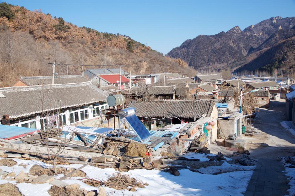 北京市怀柔区项栅子村闲置农房