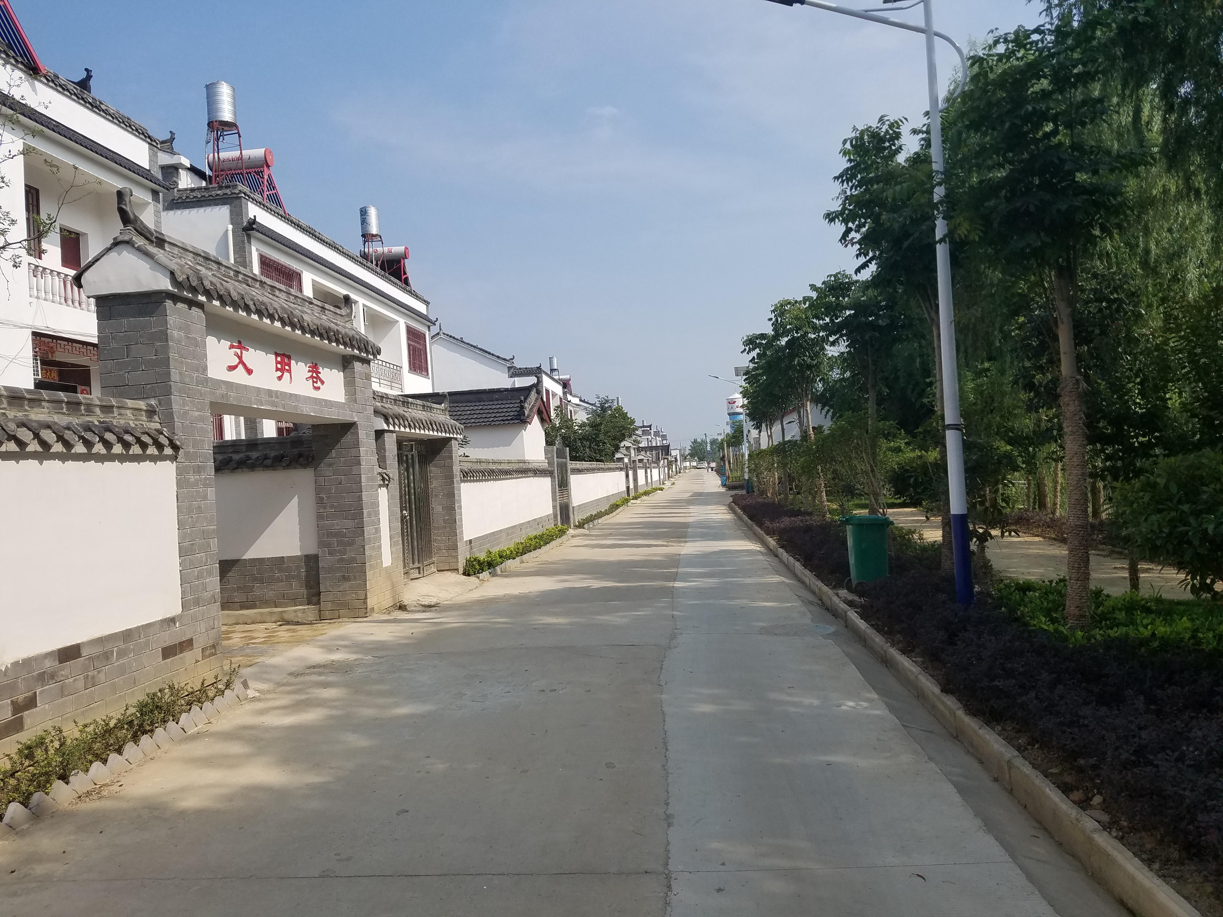 武汉市新洲区陶咀村闲置农房(农汇民宿)