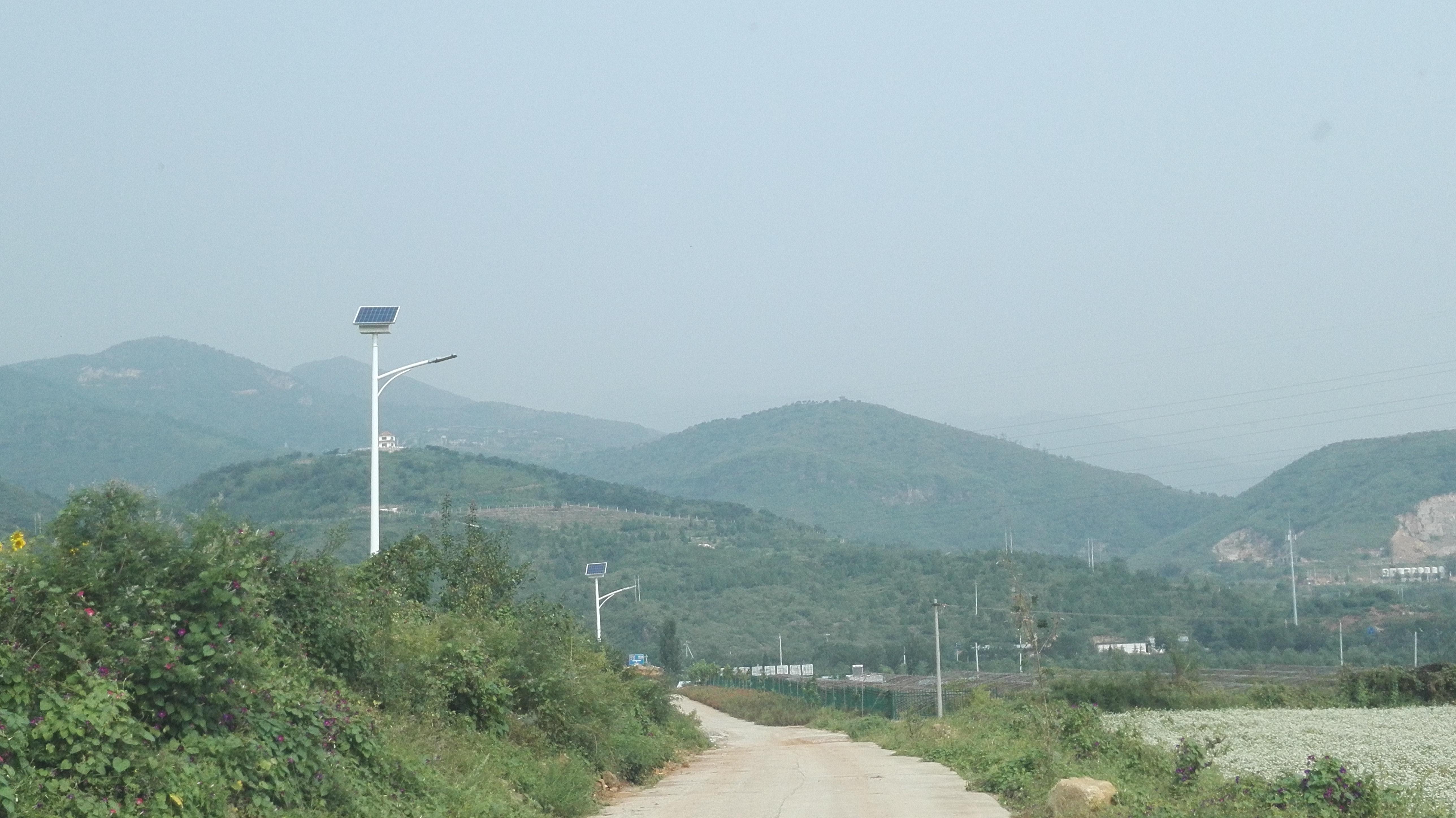 北京房山区周口店镇娄子水村闲置农房