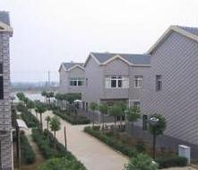 武汉市蔡甸区金马堰村闲置农房