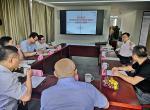 欢迎锦州市政府信息中心和华为云团队莅临农汇考察交流